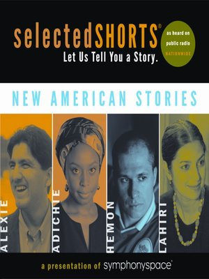 cover image of New American Stories