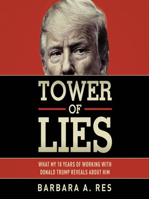 cover image of Tower of Lies