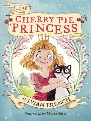 cover image of The Cherry Pie Princess
