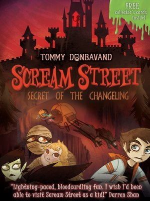 cover image of Scream Street 12