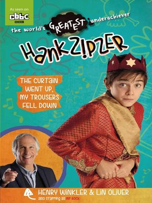 cover image of Hank Zipzer 11