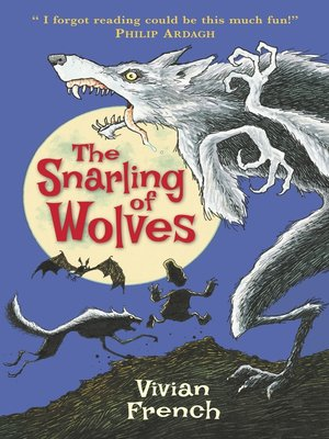 cover image of The Snarling of Wolves--The Sixth Tale from the Five Kingdoms