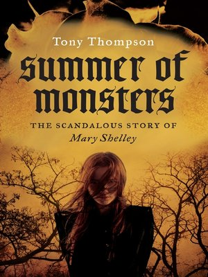 cover image of Summer of Monsters