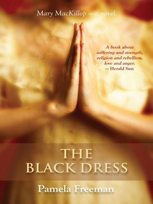 cover image of The Black Dress: Mary MacKillop