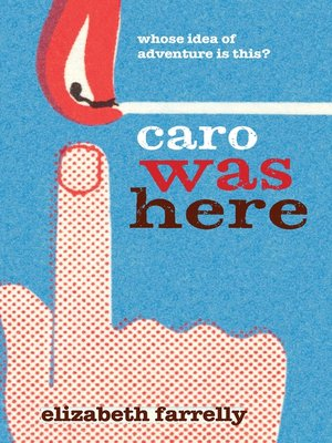 cover image of Caro Was Here