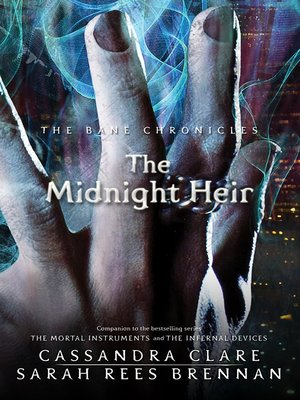 cover image of The Midnight Heir