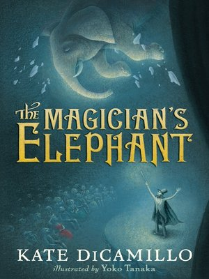 cover image of The Magician's Elephant