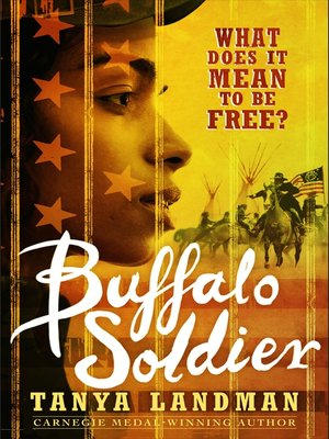 cover image of Buffalo Soldier