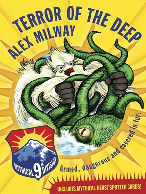 cover image of Terror of the Deep