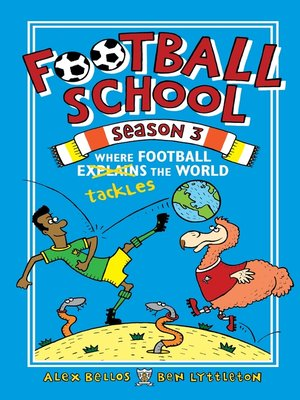 cover image of Football School, Season 3