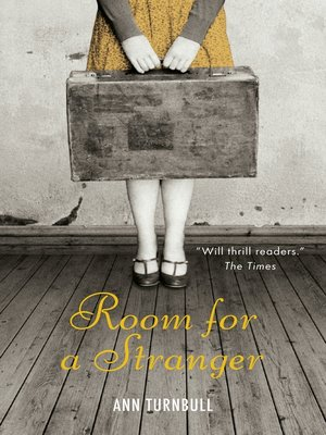 cover image of Room for a Stranger