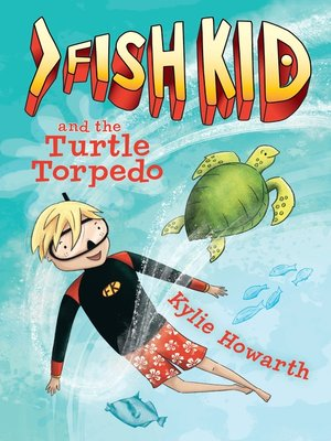 cover image of Fish Kid and the Turtle Torpedo