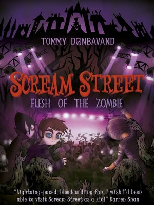 cover image of Scream Street 4