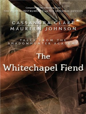 cover image of The Whitechapel Fiend