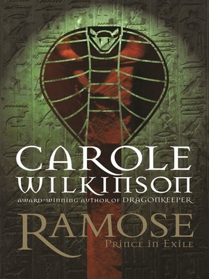 cover image of Ramose: Prince in Exile