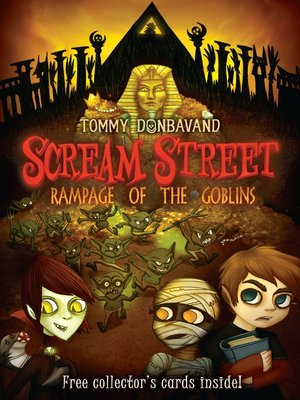 cover image of Scream Street 10