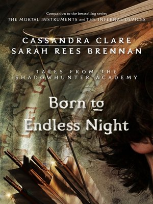 cover image of Born to Endless Night