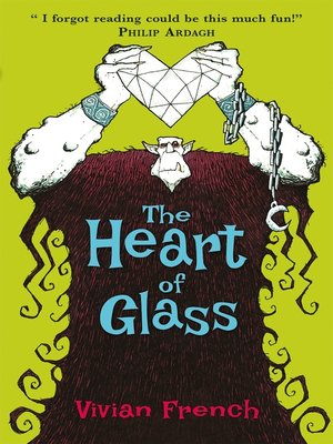 cover image of The Heart of Glass--The Third Tale from the Five Kingdoms