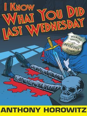 cover image of I Know What You Did Last Wednesday
