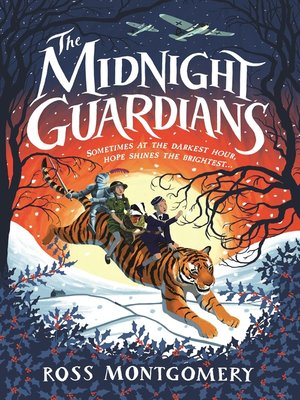 cover image of The Midnight Guardians