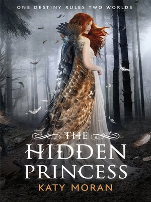cover image of The Hidden Princess