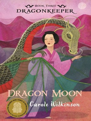 cover image of Dragon Moon