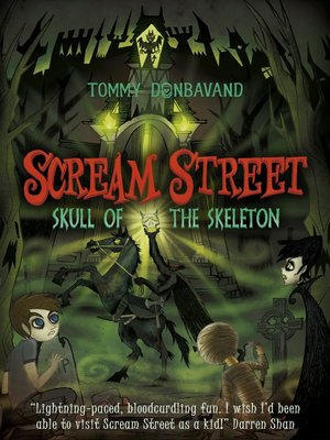 cover image of Scream Street 5