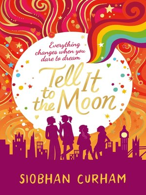 cover image of Tell It to the Moon