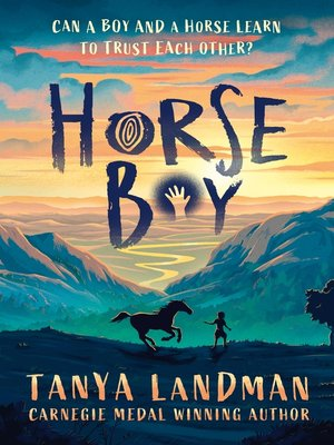 cover image of Horse Boy