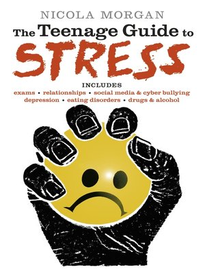 cover image of The Teenage Guide to Stress