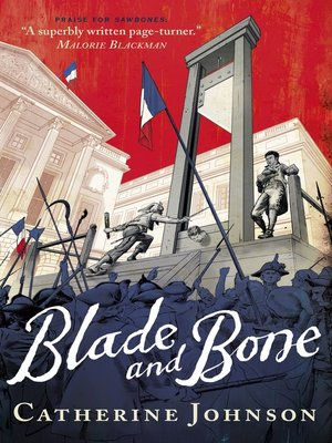 cover image of Blade and Bone