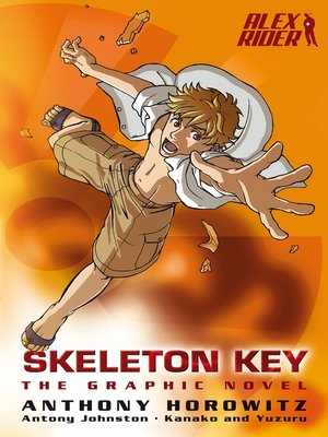 cover image of Skeleton Key Graphic Novel