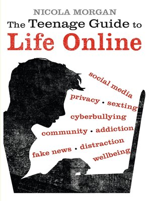 cover image of The Teenage Guide to Life Online