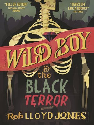 cover image of Wild Boy and the Black Terror