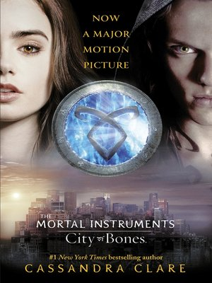 cover image of City of Bones (Movie Tie-in)