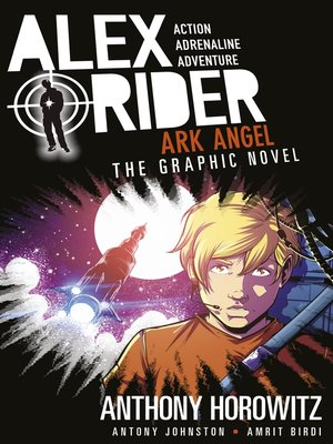 cover image of Ark Angel: The Graphic Novel