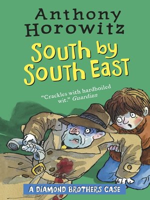 cover image of The Diamond Brothers in South by South East