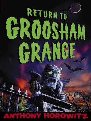 cover image of Return to Groosham Grange