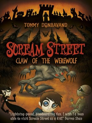 cover image of Scream Street 6