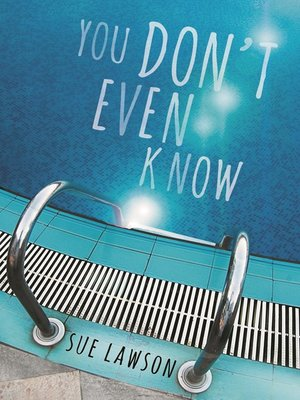 cover image of You Don't Even Know
