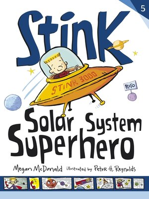 cover image of Solar System Superhero