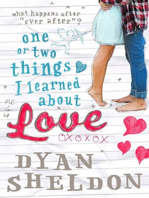 cover image of One or Two Things I Learned About Love