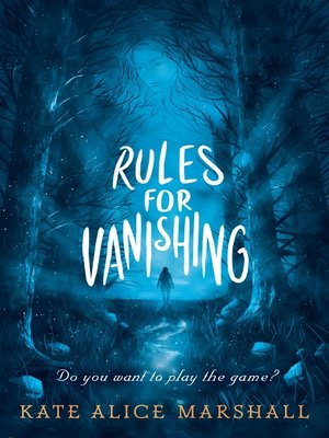 cover image of Rules for Vanishing