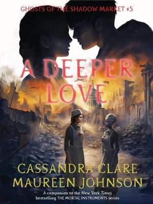 cover image of A Deeper Love