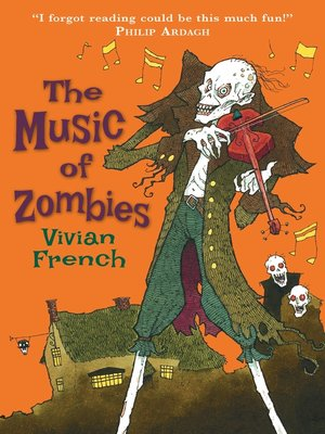 cover image of The Music of Zombies--The Fifth Tale from the Five Kingdoms