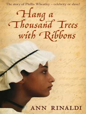 cover image of Hang a Thousand Trees with Ribbons