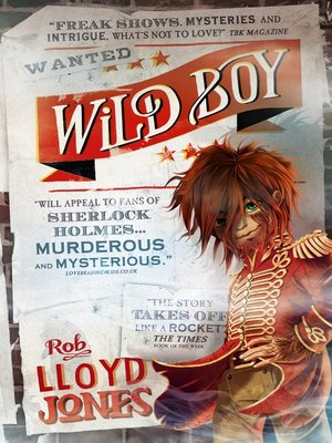 cover image of Wild Boy