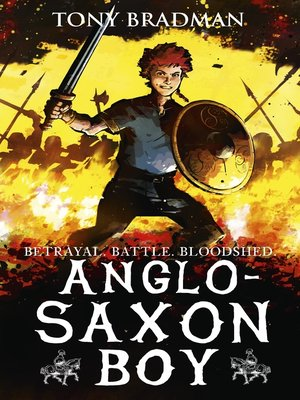 cover image of Anglo-Saxon Boy