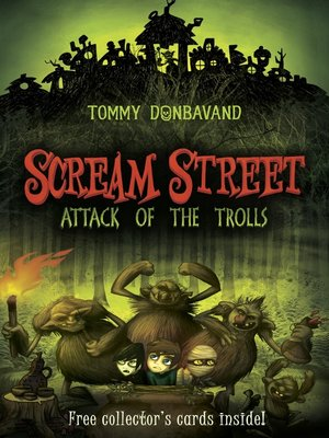 cover image of Scream Street 8