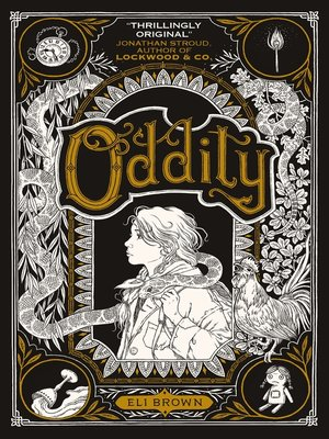 cover image of Oddity